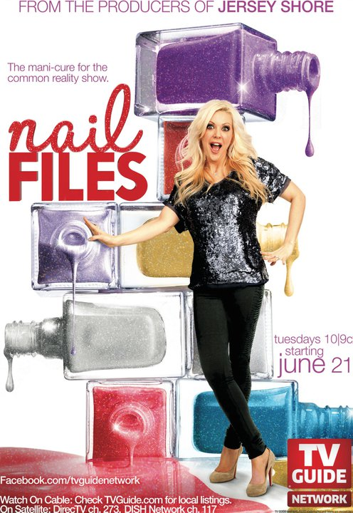Nail Files Premiere/Viewing Party   Charlene K