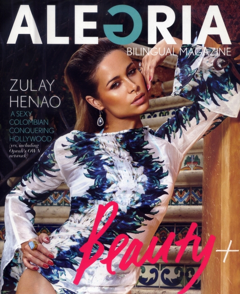 Charlene K Alegria magazine