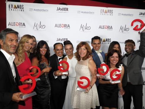 Alegria magazine award