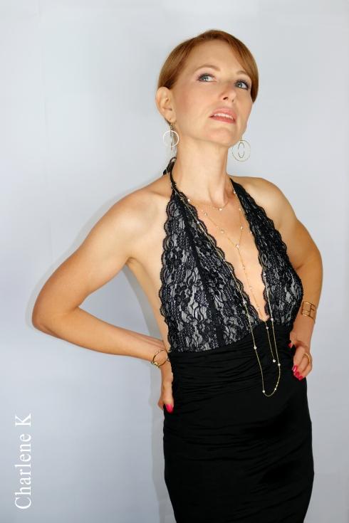 Charlene K CZ Long Necklace