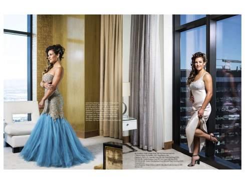 Charlene K jewelry featured on Regard magazine cover