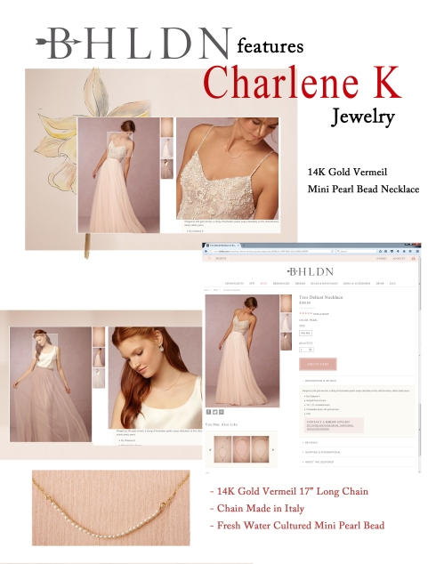 Charlene K sale on BHLDN.com