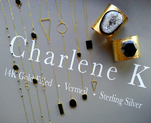 Charlene K Onyx Gemstone Jewelry Collection