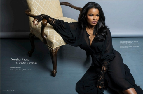 "Keesha Sharp ""Lethal Weapon"""