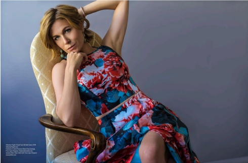 Sonya Walger is featured in our Spring issue Regard Magazine