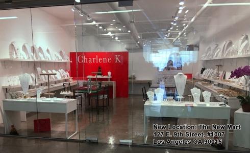 Charlene K showroom