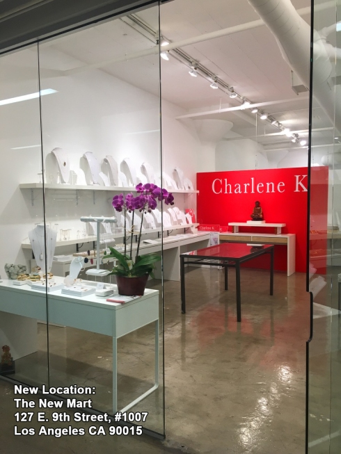 Charlene K showroom at New Mart