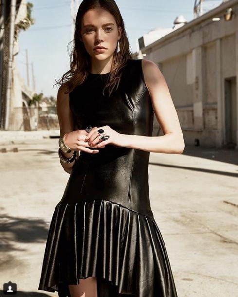 Charlene K Jewelry on arie Claire Mexico Magazine